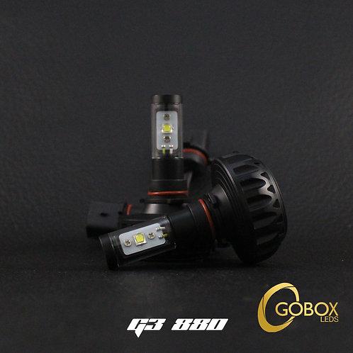 Bulbos LED Cree G3s 4400 Lumens - Altas/Bajas