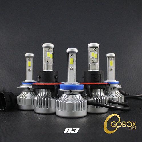 Bulbo LED N3 36w 4000lm 6500 K H4/9007/h13/