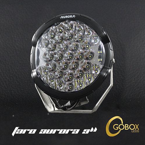 """Faro AURORA 9"""" Pulgadas"""