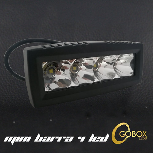 Mini barra 4 LED AURORA