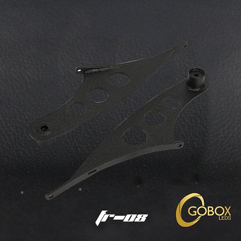 FR-08 soporte Barra Led Curva/Recta