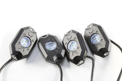 Mini Rgb Rock Ligth Bluetooth 4.0 Control Movil