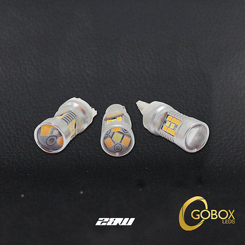 Bulbo led luz diurna DRL 28W Señales