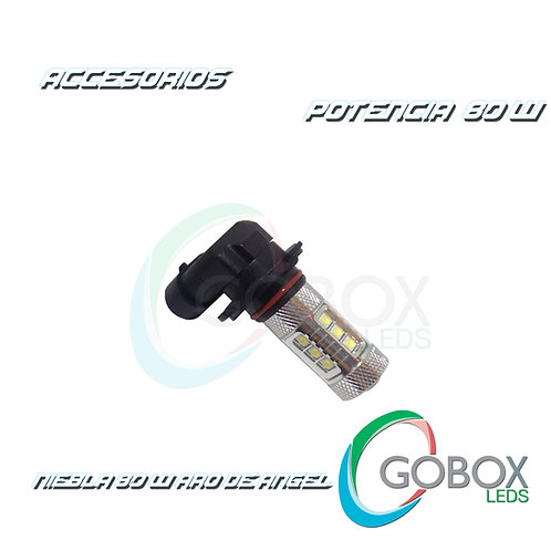 Bmw bulbos Led ojo Angel 80W