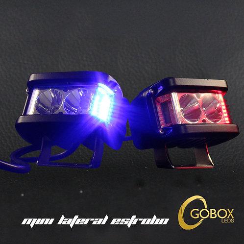 Dually Mini Lateral Estrobo