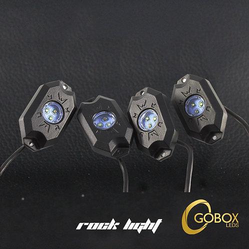 Mini RGB RockLight Bluetooth 8.0 Control Móvil