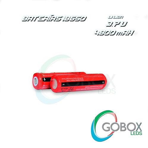 Baterías 18650