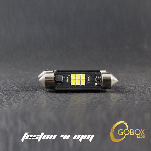 Luz domo tipo Festoon Led 41 mm