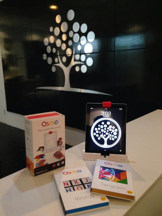 Using OSMO: Learning English with Technology