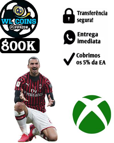 800.000 FIFA COINS XBOX