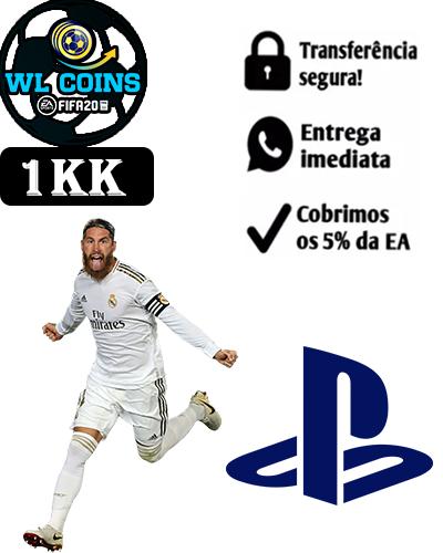 1.000.000 FIFA COINS PS4/PS5