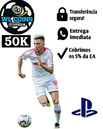 50.000 FIFA COINS PS4/PS5