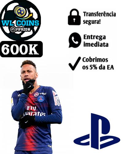 600.000 FIFA COINS PS4/PS5