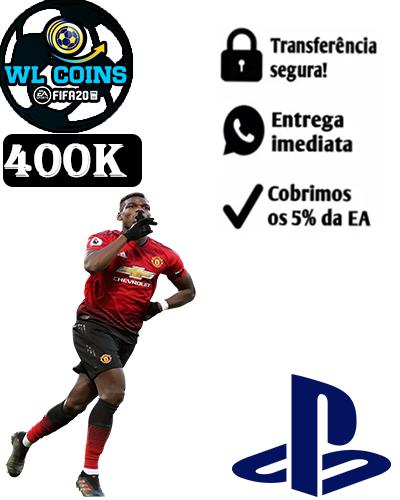 400.000 FIFA COINS PS4/PS5