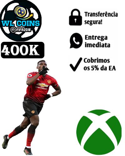 400.000 FIFA COINS XBOX