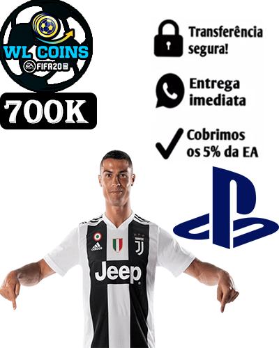 700.000 FIFA COINS PS4/PS5