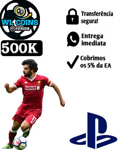 500.000 FIFA COINS PS4/PS5