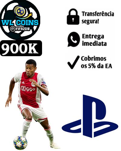 900.000 FIFA COINS PS4/PS5