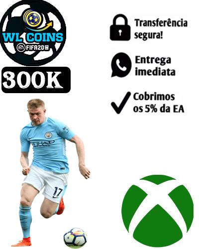 300.000 FIFA COINS XBOX