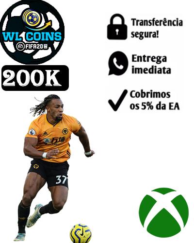 200.000 FIFA COINS XBOX