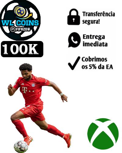 100.000 FIFA COINS XBOX