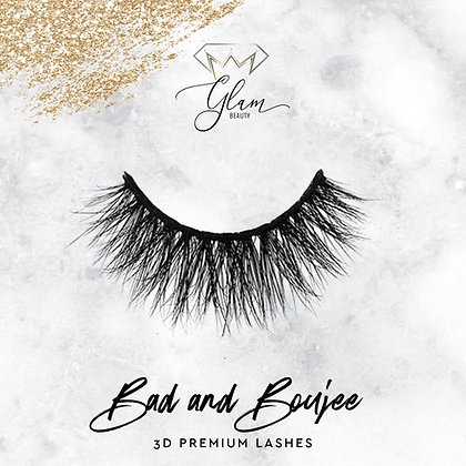 GLAM Lashes PREMIUM BAD AND BOUJEE