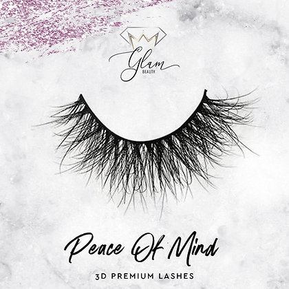 GLAM Lashes PREMIUM PEACE OF MIND
