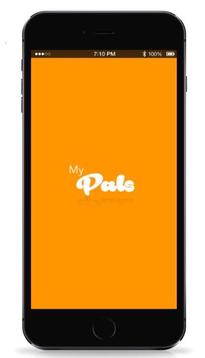 My Pals logo