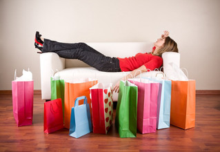 When Mental Illness Causes a Shopping Addiction