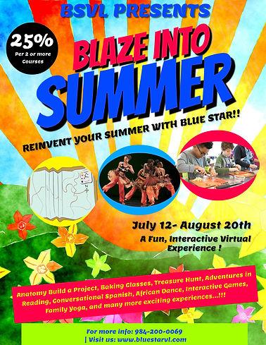 Copy of Summer Kids Fest Flyer Template.