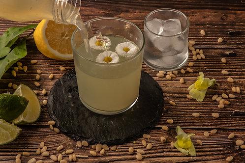 Citronnade maison au citron de Sicile à la fleur d'oranger