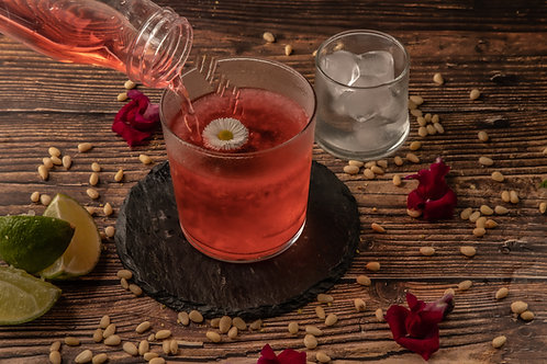 Sirop de rose du Liban