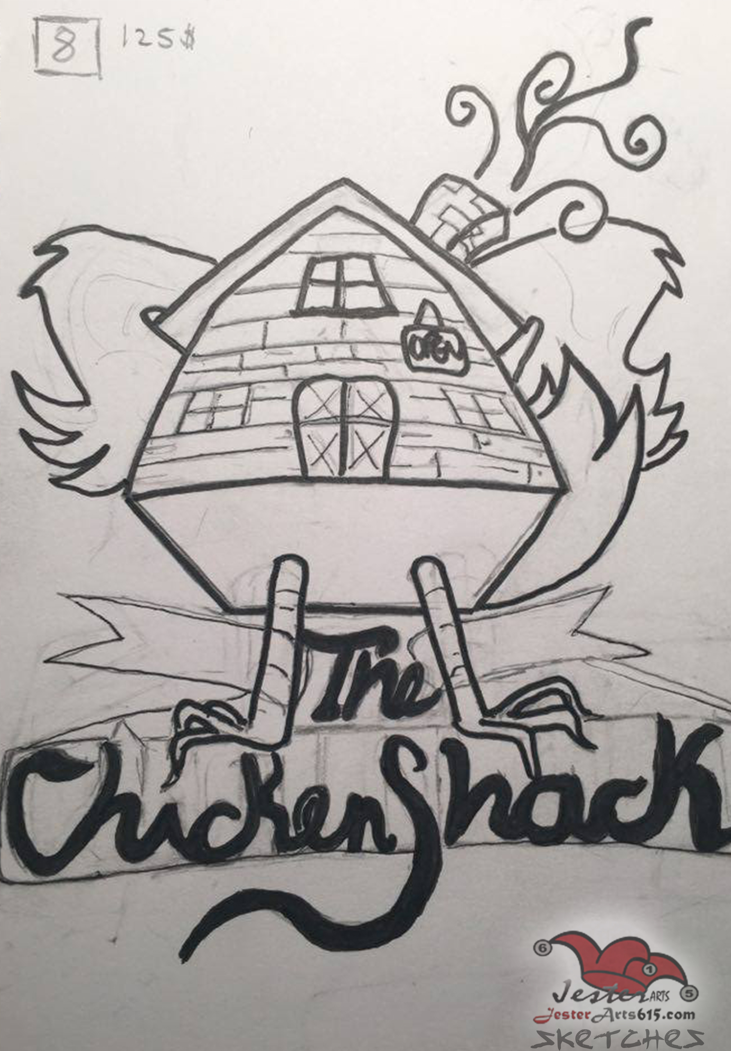 The chicken shack3