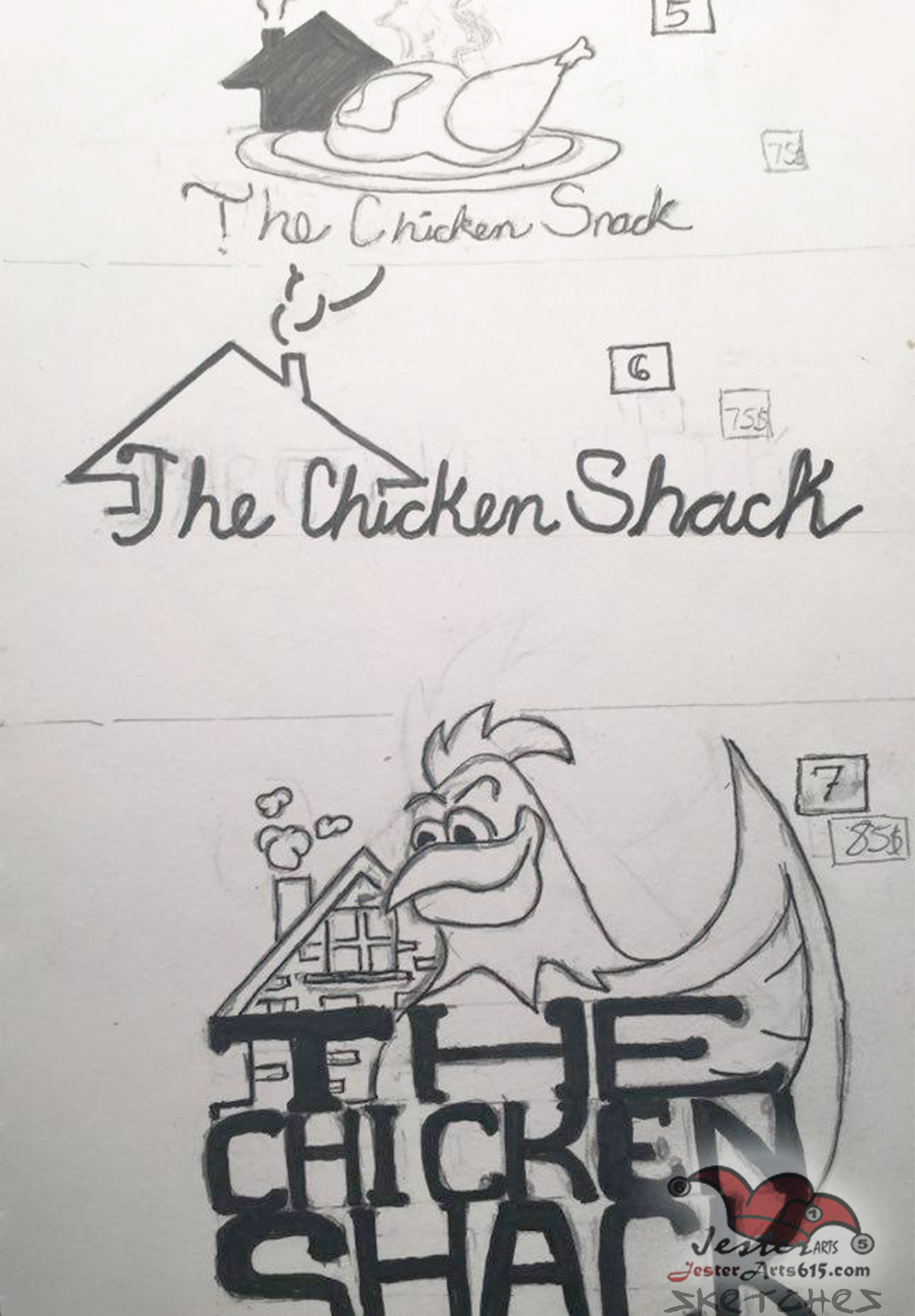 The chicken shack2