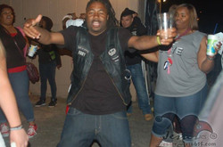 He was indeed the livest at the party..