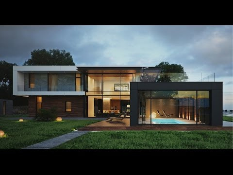 modern house - xps possible applications