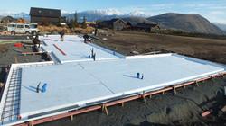 XPS floor insulation