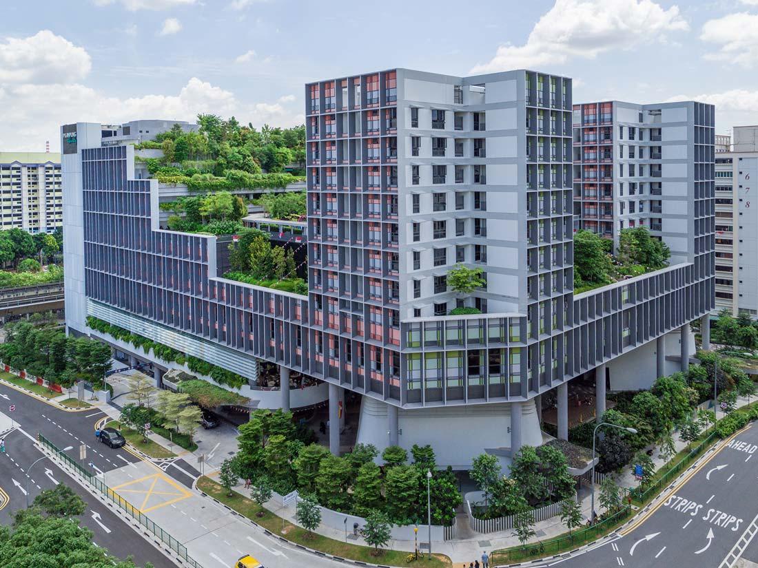 Green Building Application