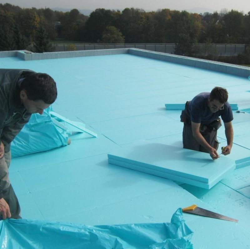thermal insulation for building