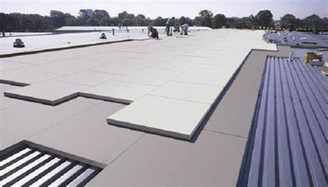 Commercial Roof XPS