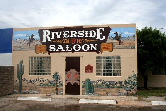 Riverside Saloon, Benson, AZ