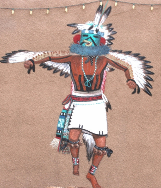 Kachina Eagle Spirit Dancer