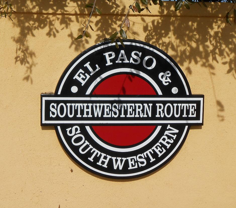El Paso & Southwestern RR
