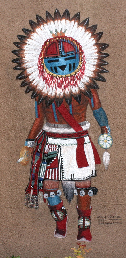 Hopi Kachina Dancer
