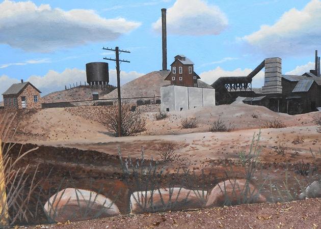 Benson Smelter, c. 1900