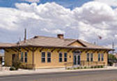 Benson Visitor Center