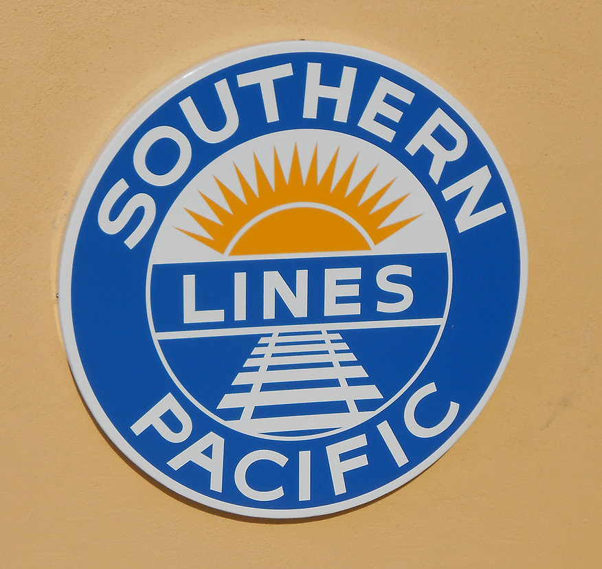 Southern Pacific Railway Logo