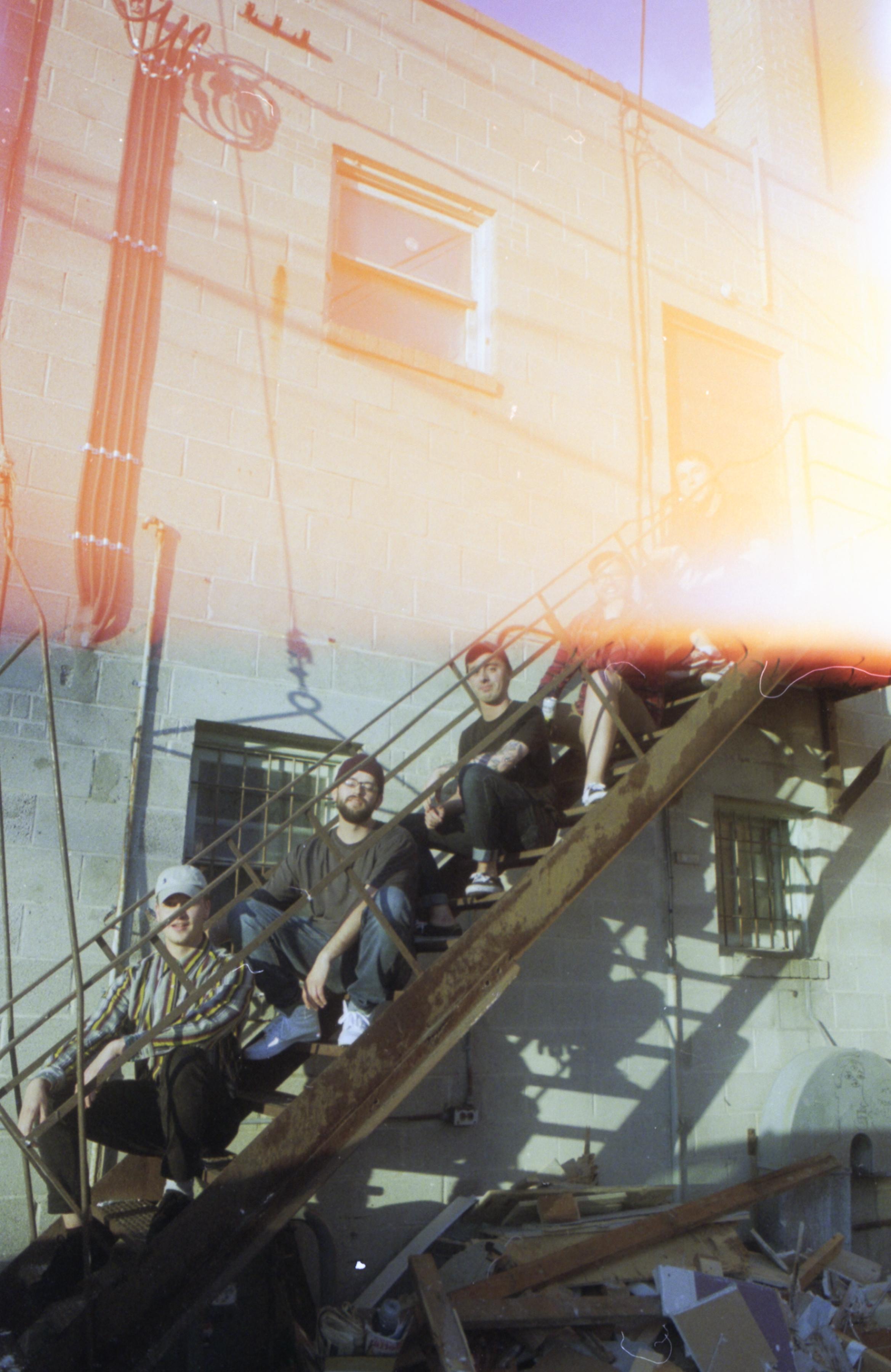 Sit Calm - 35mm film