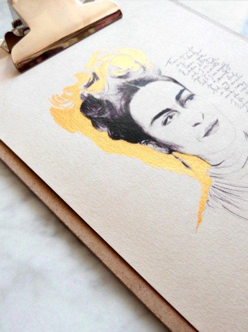 """Frida"" GOLD"