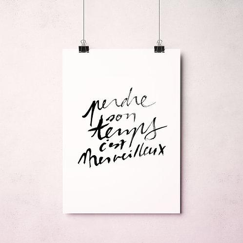 """""""Merveilleux"""""""